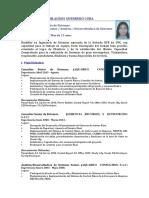 Milagros Guerrero Cuba-curriculum
