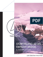THE PATH STORYTELLING AS AN EMPATHY BRIDGE - A Thought Journey