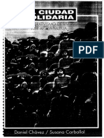 Chavez Carballal La Ciudad Solidaria