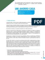 Caso Interbank Ahorro Casa - Análisis Externo