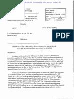 Judge McMahon on Receiverships