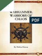 Warriors Of Chaos Pdf