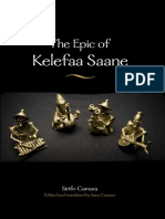 Camara, Sirifo - Epic of Kelefaa Saane (African Epic), The