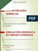 Modelamiento en SewerCad Bombas