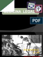 1. Medicina Legal