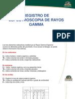 Gamma Ray Espectral
