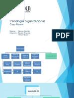 Presentación Organizacional Control 1