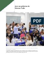 26.08.17 México requiere un gobierno de resultados