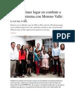 31.08.17 Puebla, primer lugar en combate a pobreza extrema con Moreno Valle