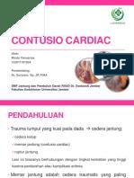 Contusio Cardiac