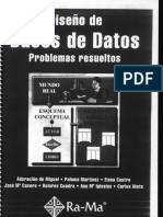 Diseño de Bases de Datos - Problemas resueltos.pdf