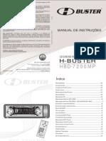 Manual Hbd 7200