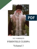 Ne Vorbeste Parintele Cleopa - Volumul 3 - TEXT