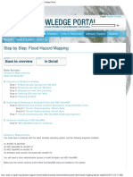 Step by Step_ Flood Hazard Mapping _ UN-SPIDER Knowledge Portal