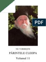 Ne Vorbeste Parintele Cleopa - Volumul 11 - TEXT