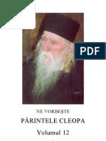 Ne Vorbeste Parintele Cleopa - Volumul 12 - TEXT