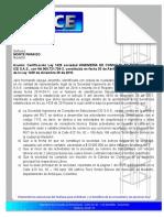 Certificacion Ley 1429