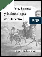 EL QUIJOTE, SANCHO Y LA SOCIOLOGÍA DEL DERECHO