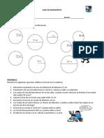 Guía Circulo 7mo Básico