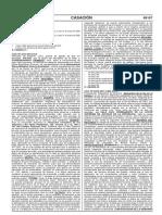 CAS. Nº 2259-2015 LIMA ESTE
