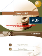 PPT Hemoroid(1)