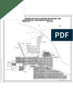 Mapa Santa Cecília Do Pavão 2017