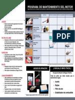 Maintenance Schedule-español.pdf