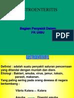 180217498 Penyakit Dalam GASTROENTERITIS Ppt