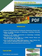 Cap 2. Fallas Geologicas y Sismos
