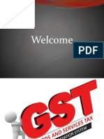 GST(Goods and Service Tax)