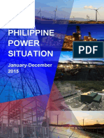 2015 Power Situation Report