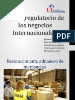 Reconocimiento Aduanero MEXICO