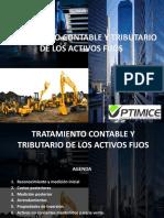 Tratamiento Contable y Tributario del Activo Fijo - CONTADORES Y EMPRESAS (1).pptx