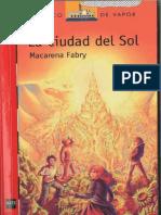 b6 1la Ciudad Del Sol Macarena Fabry