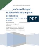 Trabajo de Educación Sexual 2014 Listo