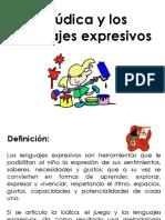 7 La lúdica y los lenguajes expresivos (1).pptx