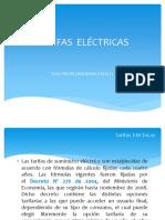 [Rev] Tarifas Electricas