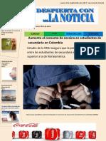 Periodico La Noticia-Dayana Vivas