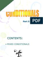 Conditionals Part 5 Mixed