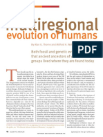 SciAm_2003_13!2!46-53 the Multiregional Evolution of Humans Thorne _ Wolpoff