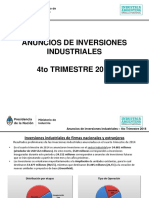Informe 4to Trimestre 2014