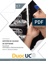 Gestion de Calidad de Software 0