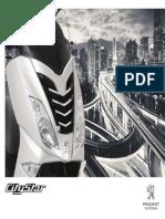 Citystar 125AC Libro de Revisiones