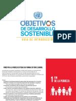 ODS y sus metas