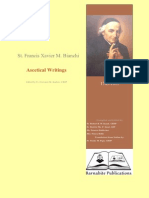 Ascetical Writings of St. Francis Xavier M. Bianchi, barnabite