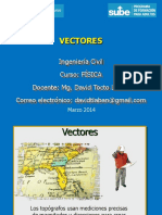 SESION N° 02 VECTORES