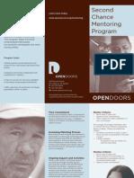 Mentoring Brochure Version 2