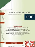 Criticas Del Estado