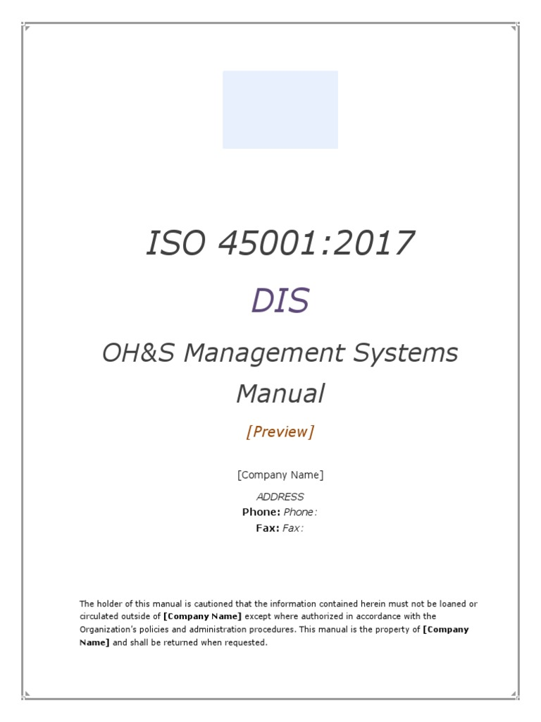 Isodis 450012017 ohs manual preview business process isodis 450012017 ohs manual preview business process occupational safety and health fandeluxe Gallery