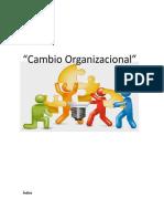 Cambio Organizacional (1)